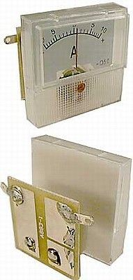 JL-40 Panel.MP -10A/0/+10A 40x40mm vr�tane bo�n�ka