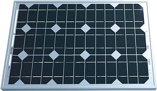 Fotovoltaick� sol�rn� panel 12V/30W/1,55A
