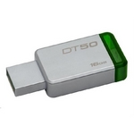 Kingston flashdisk 16GB Kingston USB 3.0 DT50 kovo