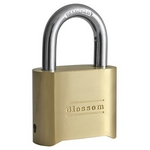 Z�mok Blossom NL120, 50 mm, Ms Secure