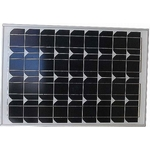 Fotovoltaick� sol�rn� panel 12V/50W/2,48A