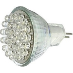 ��rovka LED MR11-30x,b�l� tepl�,12V,patice GZ4