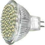 ��rovka LED MR16-48x,b�l� tepl�,12V,patice GX5,3