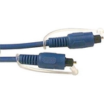 Kabel optick� TOSLINK-TOSLINK 5mm/3m kovov� konek