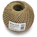 Mot�z Juta Natural, 060 m/140 g, BallPack