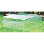 Parenisko Greenhouse G50062, 100x120x040 cm, PC